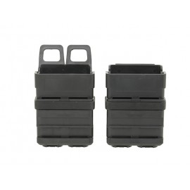 Black Polymer Pouch for 5.56 Magazine