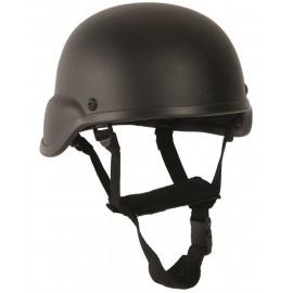 Black OD MICH Helmet