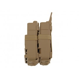 Dark Earth Polymer Pouch for 5.56 Magazine