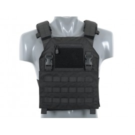 Black LPPC Buckle Up Vest