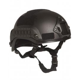 US Black MICH 2001 Helmet