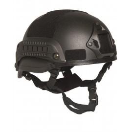 US Black MICH 2002 Helmet