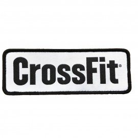 Patch EMB CrossFit White