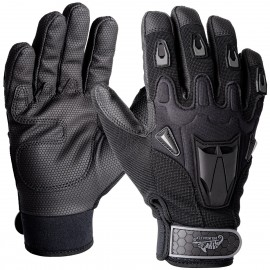 "Black ""Impact Duty"" Winter Gloves"
