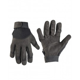Black Army Gloves