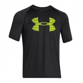 "T-Shirt ""Core Logo Graphic"" Black [Under Armour]"