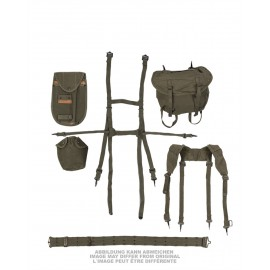 US M56-Style Harness 6-Parts Used