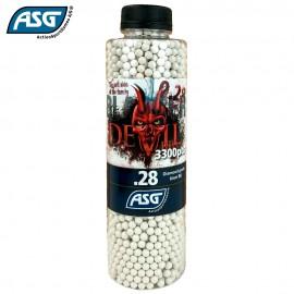 BBs Blaster Devil 0.25g 3300 [ASG]