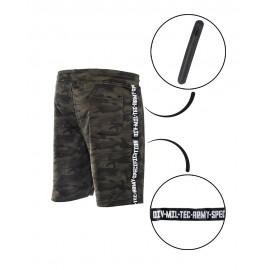 Dark Camo Training Shorts [MILTEC]