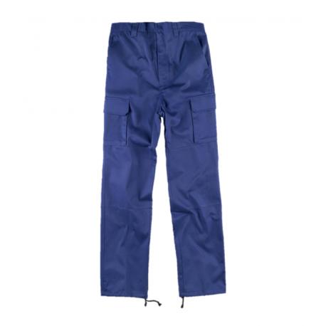 Blue Fireman Pants