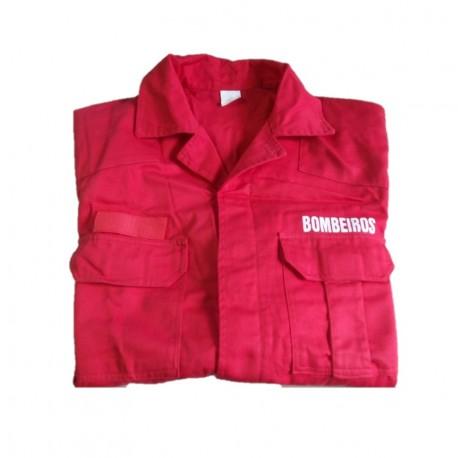 Red Fireman Jacket