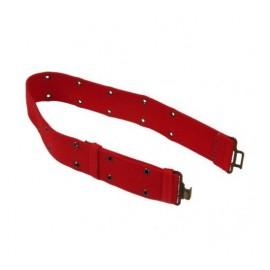 Red Fireman Belt