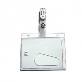 Polycabornate ID Holder