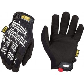 "Black Mechanix Gloves ""The Original"" [Mechanix Wear]"