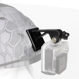 NVG GoPro Helmet Black Mount