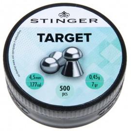 Lead Target 4,5mm/0,45g 500Rnd [Stinger]