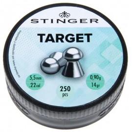 Lead Target 5,5mm/0,90g 250Rnd [Stinger]