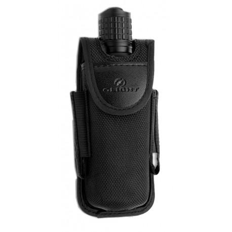 Black Cordura Flashlight Pouch M20/M21 [O-Light]