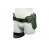 Drop Leg Laser Cut Tactical Belt Ranger Green [Primal Gear]
