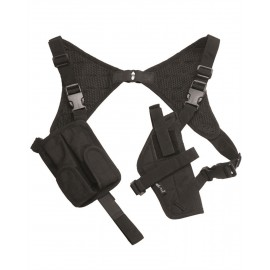Black Shoulder Holster [Miltec]
