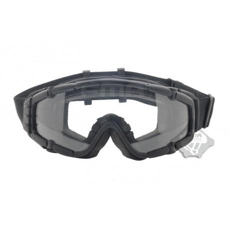 09cdd708848b5 Oculos FMA SI Pretos com Ventoinha - Hangar18