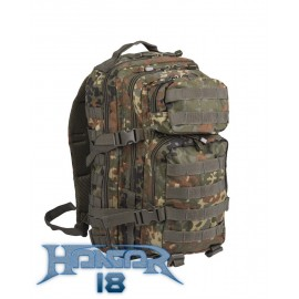 Backpack US Assault 20L Flectarn