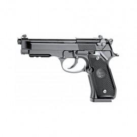 Pistol 92 4,5mm CO2 Full Metal Blow Back Preta [KWC]