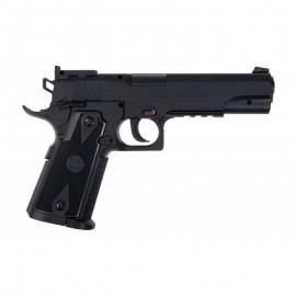Pistol 1911 4,5mm CO2 Preta [Stinger]
