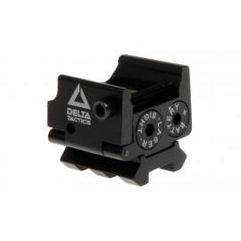 Red Laser w/ Rail [Delta Tactics]