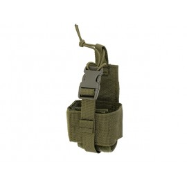 Radio Pouch Small Olive