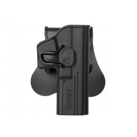 Holster Glock 17/22/31 Black [Amomax]