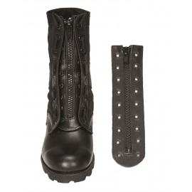 Boot Quick Release Fastener w/ 9 eyelets [Miltec]