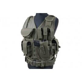 Olive KAM-39 Tactical Vest [GFC]