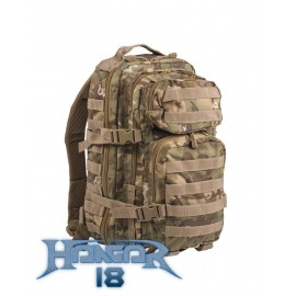 Backpack US Assault 20L Woodland-Arid