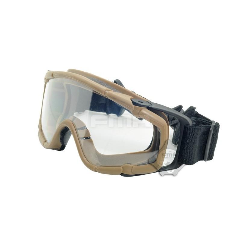 c62c9b24e0ef2 Oculos FMA SI Desert para capacete - Hangar18