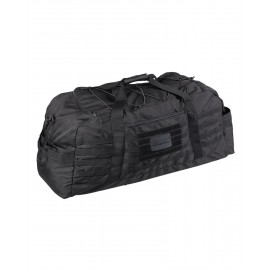 Black Parachute Cargo Bag Large [Miltec]