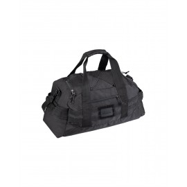 Black Parachute Cargo Bag Small [Miltec]