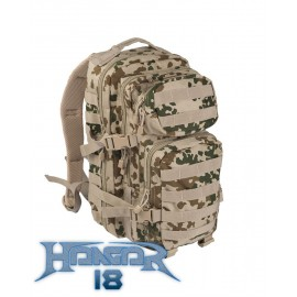 Backpack US Assault 20L Tropical Camo