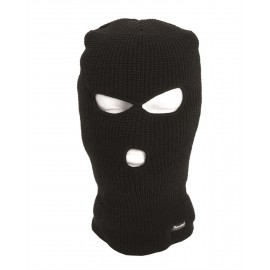 Black 3-Hole Thinsulate™ Balaclava [Miltec]