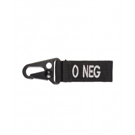 Black Tactical Key-Holder O Negative