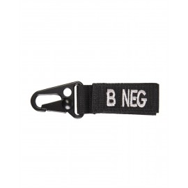 Black Tactical Key-Holder B Negative
