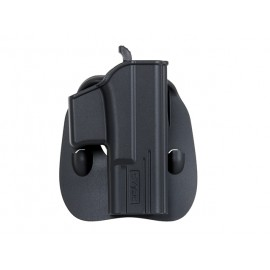 Black Cytac Holster Thumbsmart for Glock 19/23/32