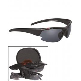 Óculos SwissEye Gardosa Evolution S Pretos