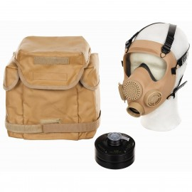 Polish Gas Mask MP5 Khaki