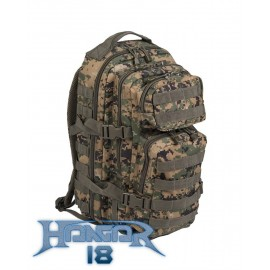 Backpack US Assault 20L Digital Woodland