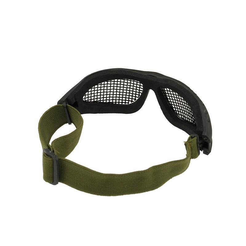 65d253ae90bb8 Óculos de rede MOD2 Pretos - Hangar18
