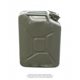 French Jerry Can 20L Used