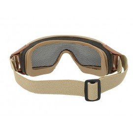 Coyote Tactical Googles with Steel Net