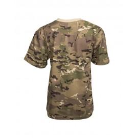 Multicam Kids T-Shirt [Miltec]