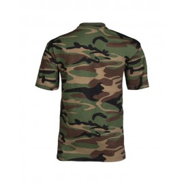 Woodland Kids T-Shirt [Miltec]